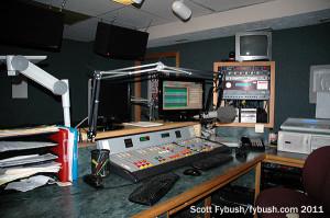 WBWB's studio