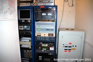 WFHB's rack room