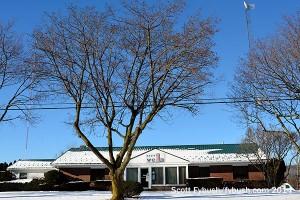 Pfuntner's Elmira facility, January 2014