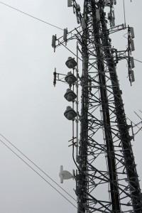 WNNI's antenna (photo: Paul Thurst/EngineeringRadio.us)