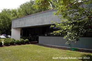 The Cumulus studios in Brookfield