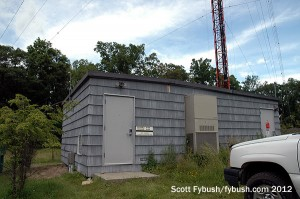 WRKI/WINE transmitter building