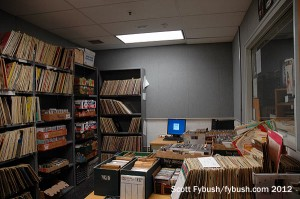 Record library