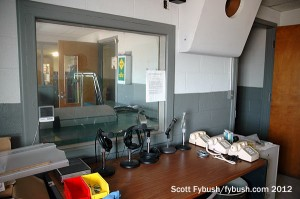 Backup newsroom