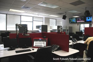 WWIQ's newsroom