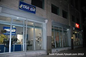 Around the corner at the Boston Store