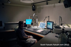 WCPN production room
