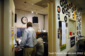 Looking into a WMCE studio