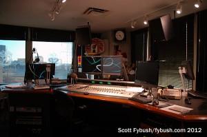 KZPS 92.5 studio