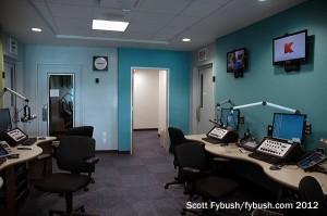 WBAP/KLIF newsroom