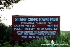 Welcome to Silver Creek!