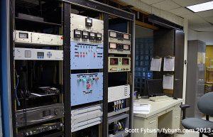 KSTP racks...