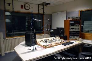 An erstwhile studio