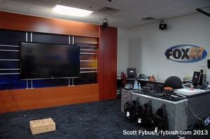 KTTC newsroom studio