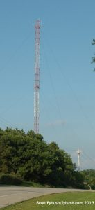 KFSI 92.9 at the old KROC-TV