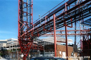 Tower base, 2004