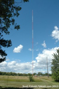 WCCO's tower
