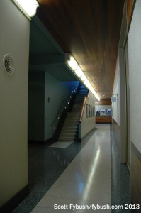 Down the hall at WCCO-TV