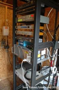 WELH's transmitter