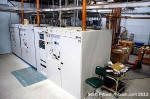 WFXT's main transmitter