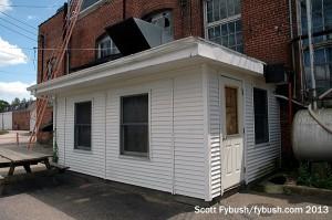 Transmitter shack