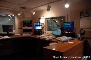 Radio control room