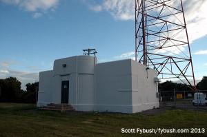 KNSI/KCML transmitter building