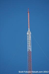 KVLY's antennas