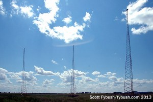 WDAY's new towers