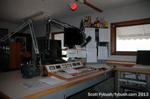 WHMH air studio