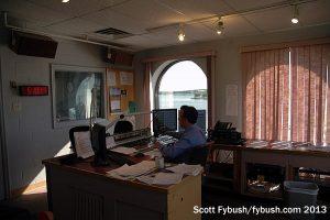 CJBQ's corner studio