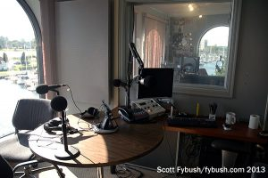 CJBQ talk studio