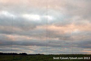 CJBQ's towers