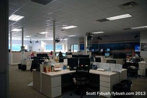 WBND newsroom