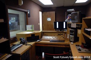 Space for a future FM?