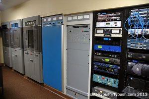 WSVX transmitters