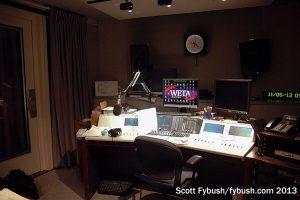 WETA production room