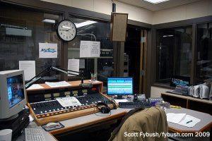 WGL's studio, 2009
