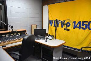 WLYV control room