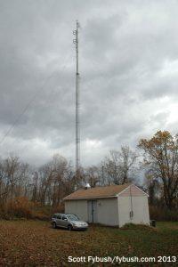 WBYN's main tower