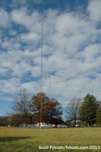 WNPV's towers