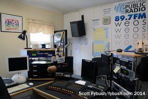 WEOS main air studio