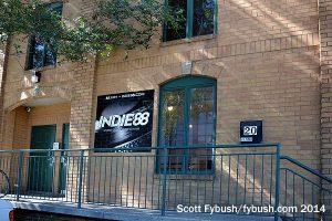 The Indie 88 building