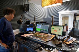Indie 88's air studio