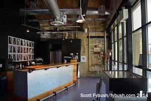 CJRT lobby bar