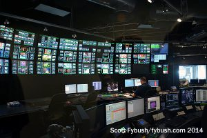 TV master control