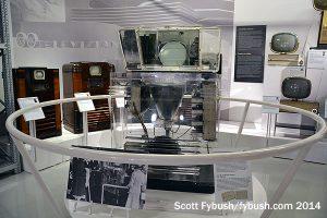 A pioneering RCA TV