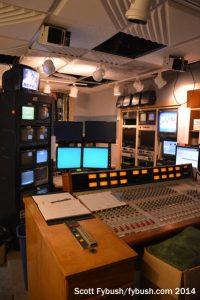 WKTV control room