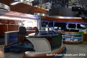 WKTV's renovated studios