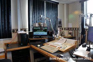 WSKS/WSKU studio